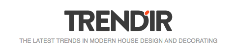 Image of W STUDIO being featured on TRENDIR, explaining our true unique capabilities and fine craftsmanship.