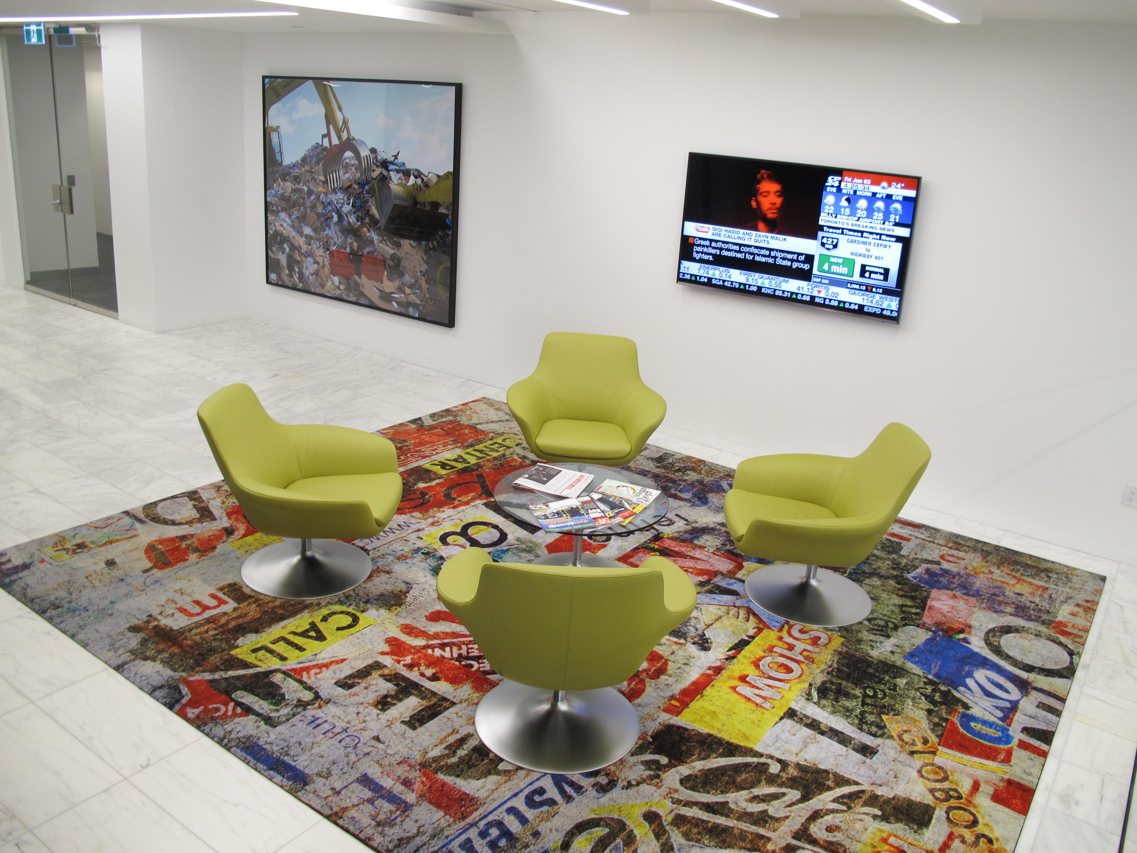 Image in Portfolio GFL Head Office Reception