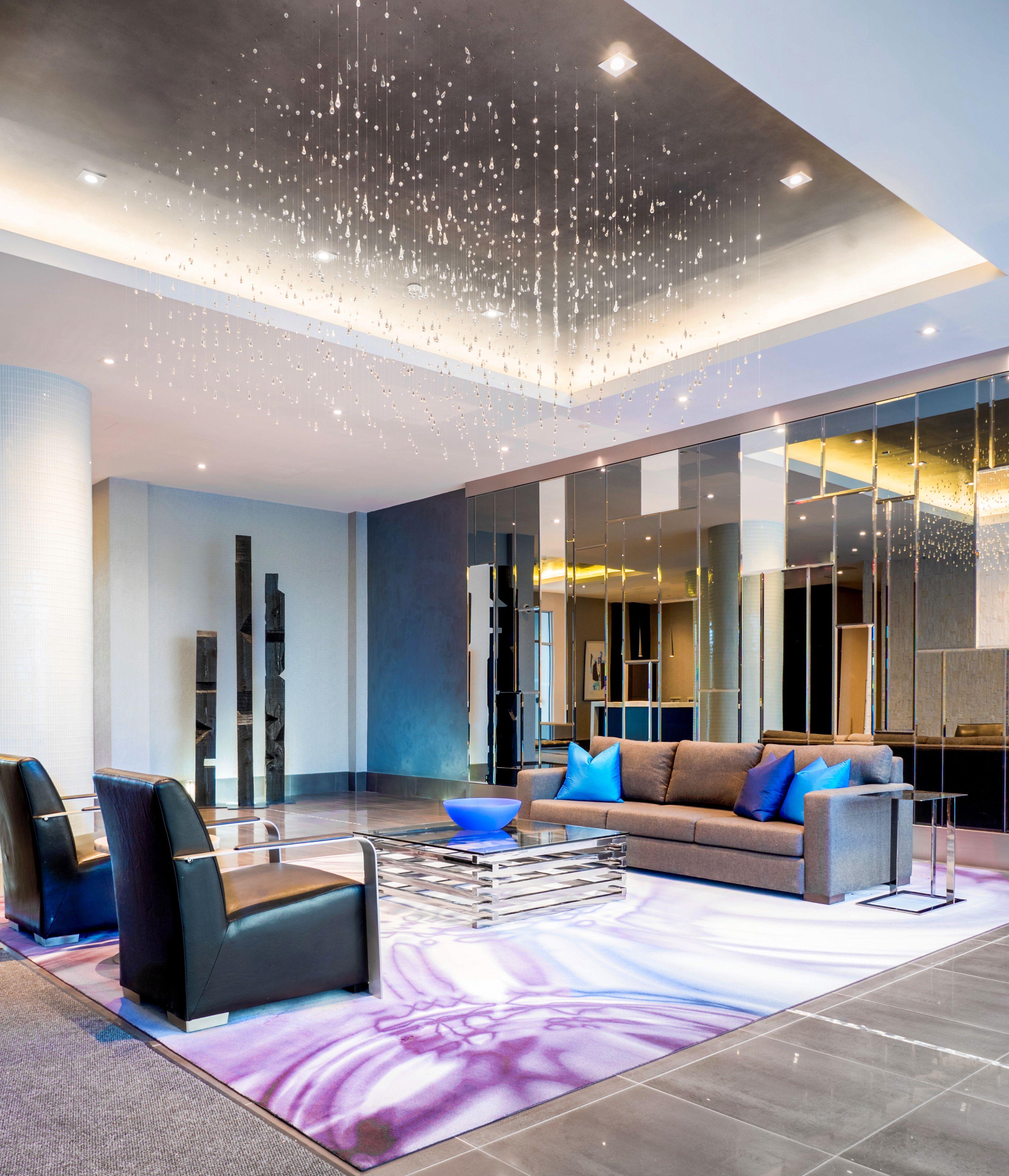 Image in Portfolio Rain Condominium Lobby