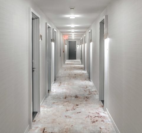 Image in Portfolio 1000 Bay Hallway
