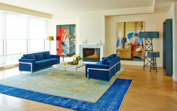 Image in Portfolio Shangri La Condo Sitting Room
